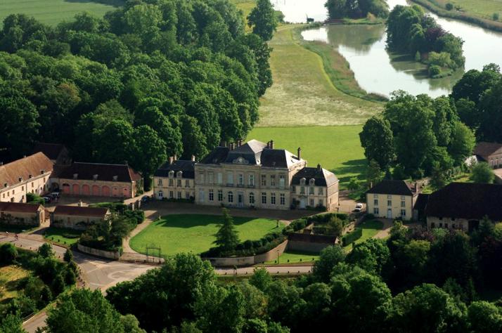 Patrimoine  Visiter Parcs Et Jardins En Bourgogne